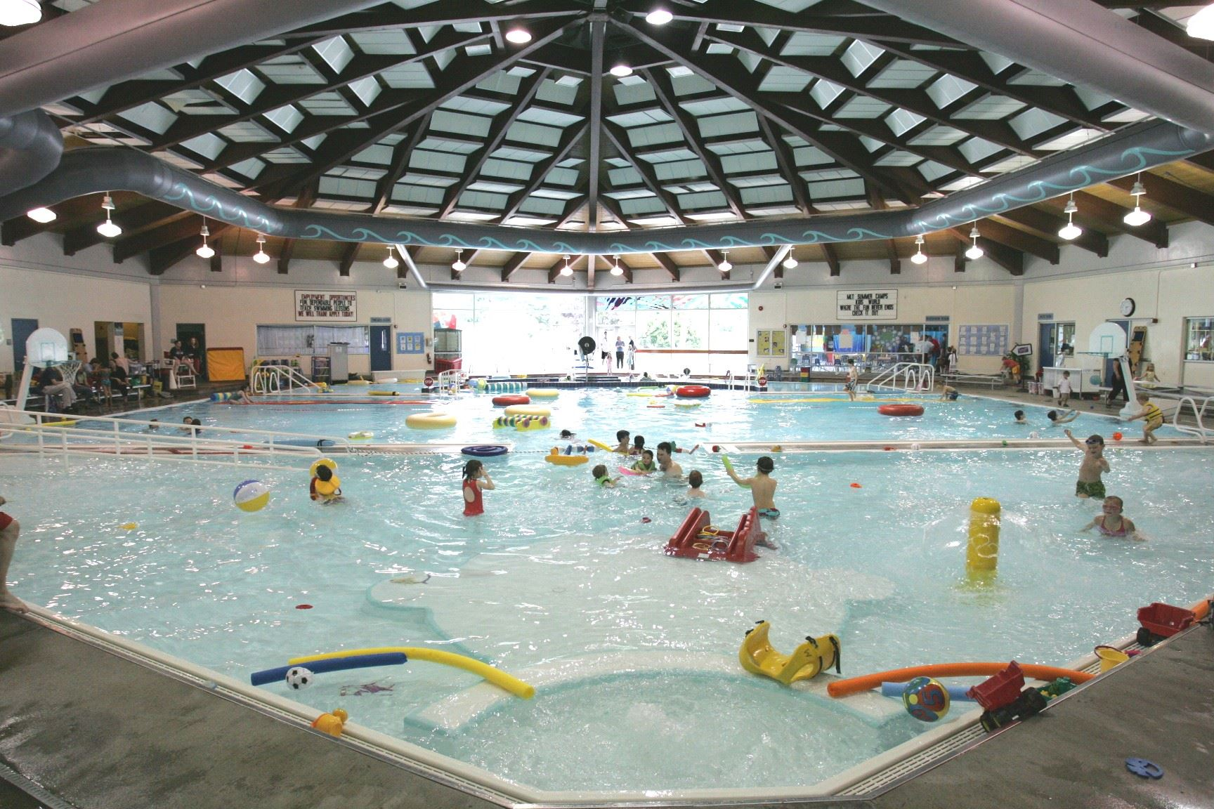 facility leisure pool view