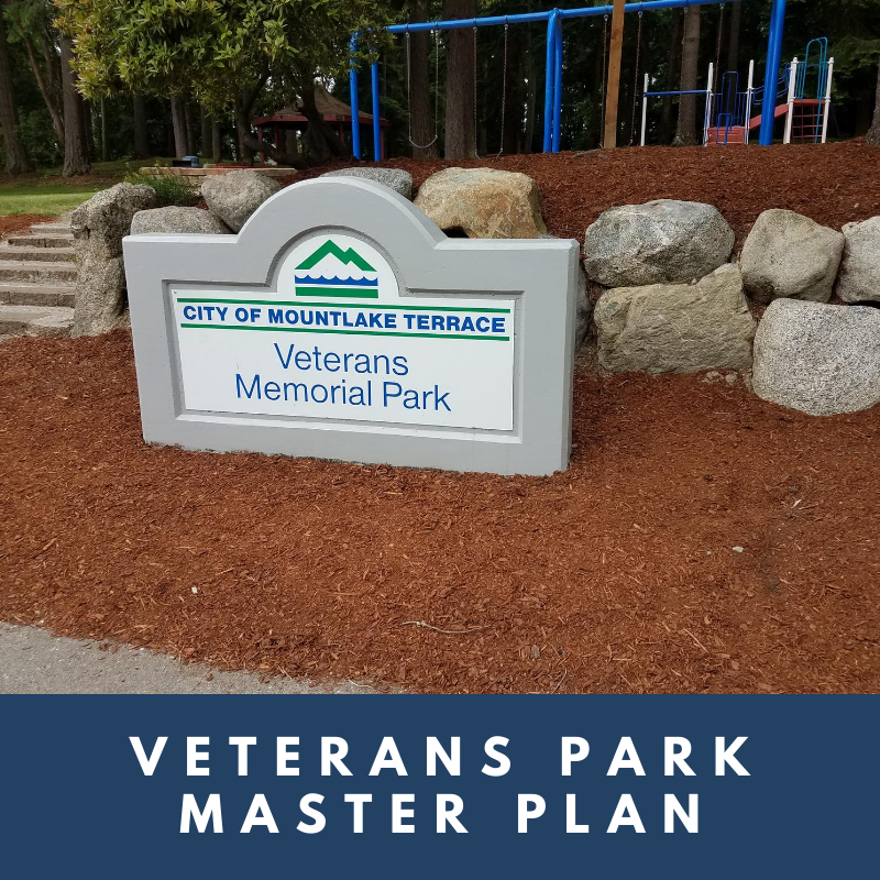 Veterans Memorial Park Master Plan