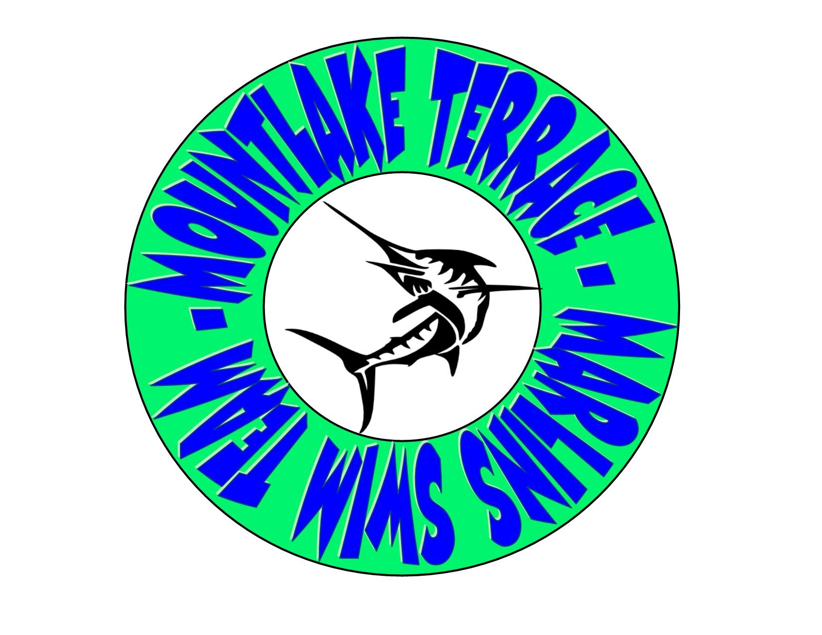 MLT Marlins Swim Team Logo