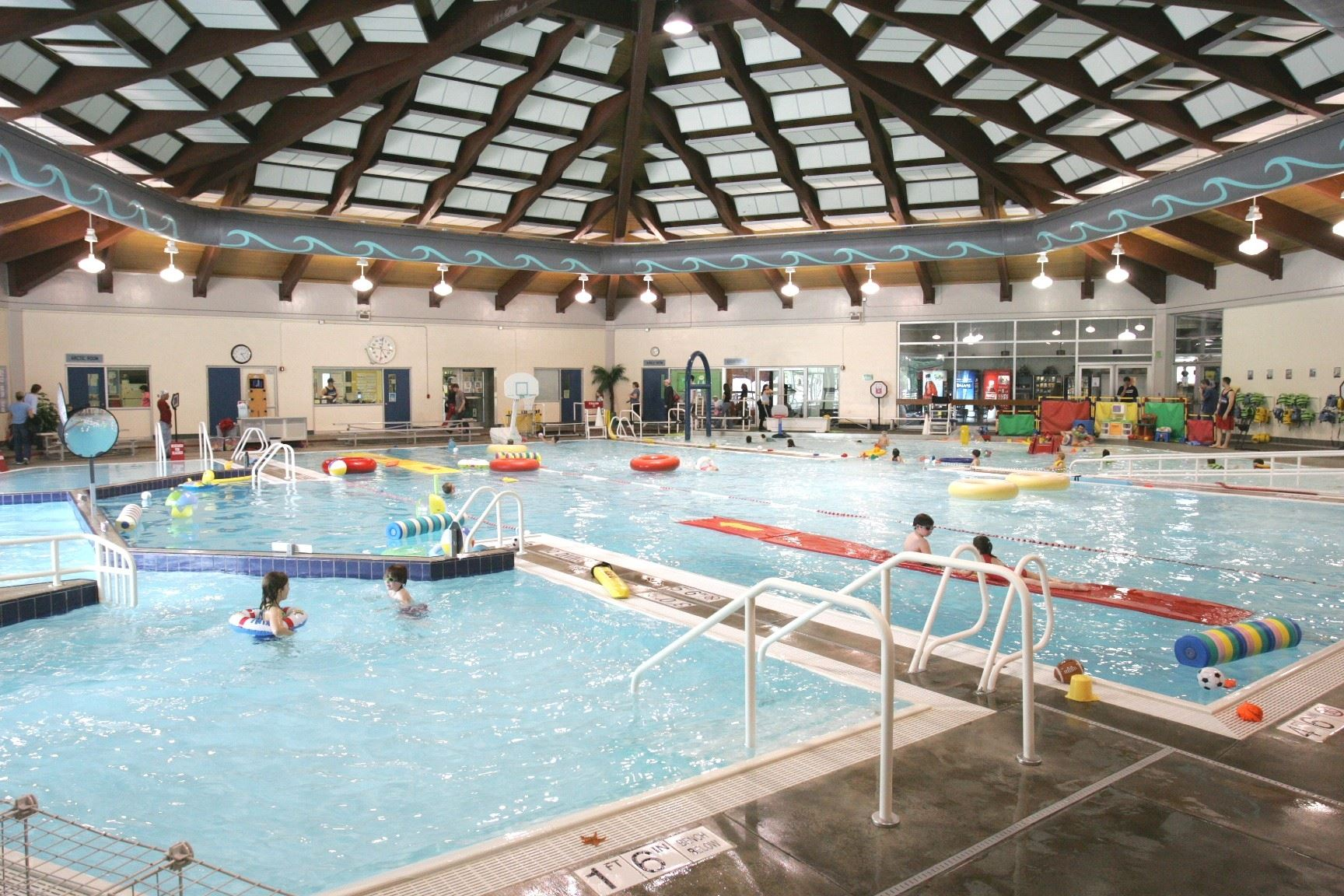 Recreation Pavilion Swimming Pool